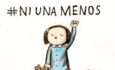 #Ni una Menos: Destacan el trabajo previo a la marcha de hoy