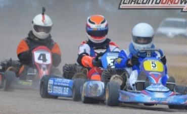 El karting se presenta en Laprida