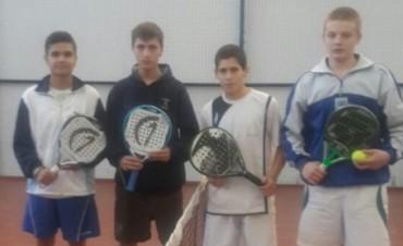 Padel:  Santiago Rastelli e Ivo Pibuel se coronaron campeones en la ciudad de Necochea