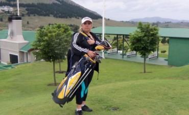 Golf: Adolfo Mosescu  y Lucia Perglione  fueron los ganadores del tradicional torneo de los días miércoles