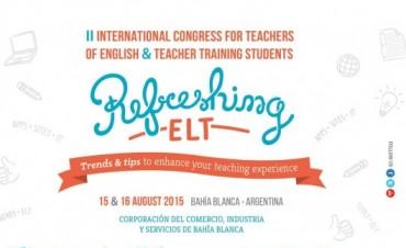 Segundo Congreso Internacional de Inglés en Bahía Blanca