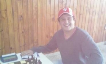 Ajedrez: Agustin Pandini único puntero en 2da.