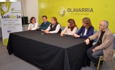 Radio Olavarría y FM Moebius se suman a la 4º Cena Anual Solidaria