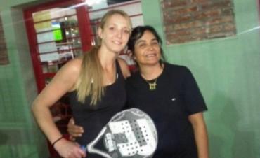 Padel: Graciela Velo y Andrea Braun se coronaron Campeonas en el Provincial de Libres