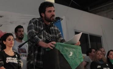 Patria Grande presentó a sus candidatos bonaerenses