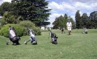 Hugo Dieser yAlfredo Benítez ganaron en golf