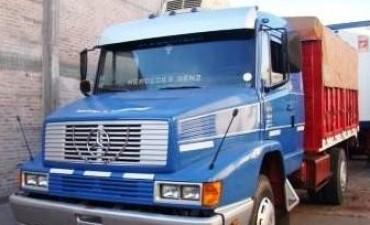 Edgardo De Arzave:camionero desde niño