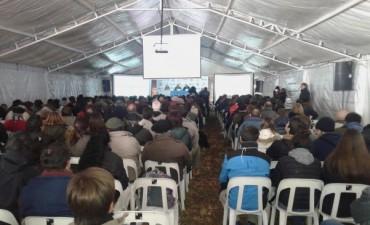 Jornada del IPCVA en Laprida