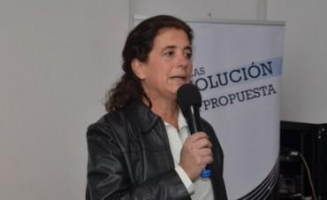 Margarita Arregui aún no renunció a su banca en el HCD