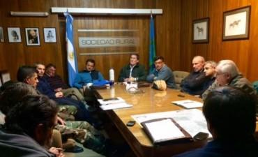 Reunión del Consejo de Seguridad Municipal