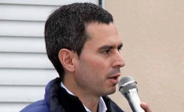 González Hueso: 'Seguiremos trabajando por Olavarría'