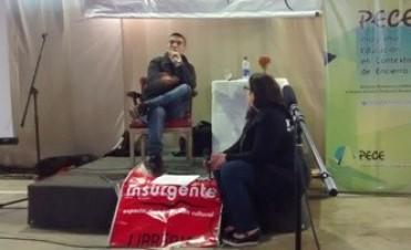 """Camilo Blajaquis: """"Soy un artista que muestra la vida en la villa, desde otro lado"""""""