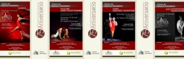Clínicas de danzas en los 75 años del Teatro Municipal