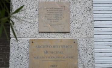 El Archivo histórico cumple 30 años