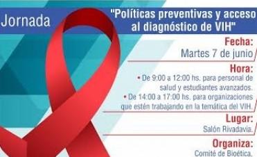 'La sociedad aún sigue estigmatizando a las personas portadoras del VIH'