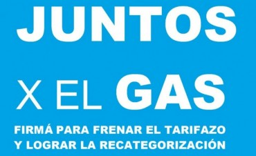 Gas: 'Están pensando en que los empresarios amigos ganen mucho dinero'