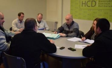 Este jueves sesiona el Concejo Deliberante
