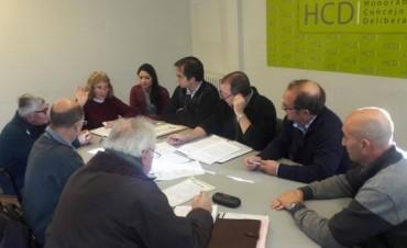 La Comisión de Infraestructura se volvió a reunir con la Federación de Sociedades de Fomento