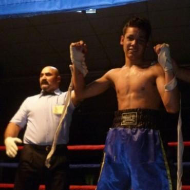Jornada inaugural del Provincial Juvenil de Boxeo