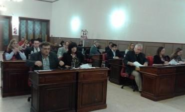 Con varios movimientos políticos, sesiona esta tarde el Concejo Deliberante