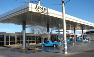 No habrá suministro de Gas en Estaciones de Servicio