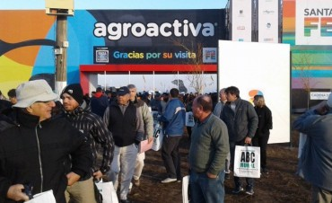 Radio Olavarría en Agroactiva 2017