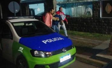 Un detenido por balear a otro en el Barrio Nicolás Avellaneda