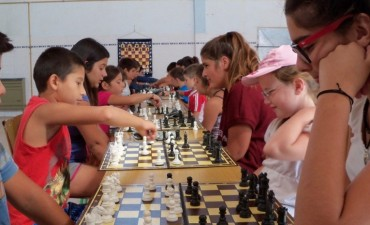 Olavarrienses participarán del Gran Prix Provincial de Ajedrez