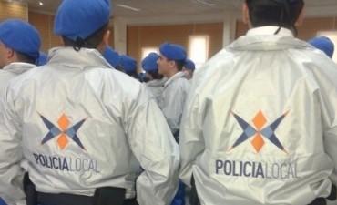 Policía local: en Olavarría dan de baja a varios efectivos