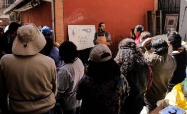 Talleres formativos sobre Acústica Precolombina en Argentina, Chile y Bolivia
