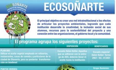 Programa Ecosoñarte: se desarrolló la tercera reunión de la Mesa 2017