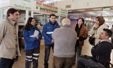 Mejoras en la gestión de pasajes para personas con discapacidad