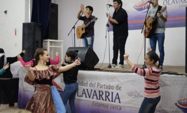 HOla Barrios dijo presente en Sierra Chica