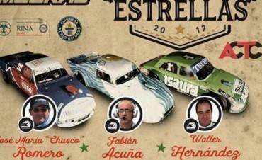 Automovilismo: El chueco Romero será parte del espectáculo