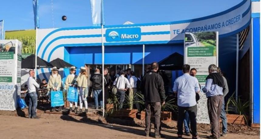Banco Macro acompañará al campo argentino en Agroactiva 2018