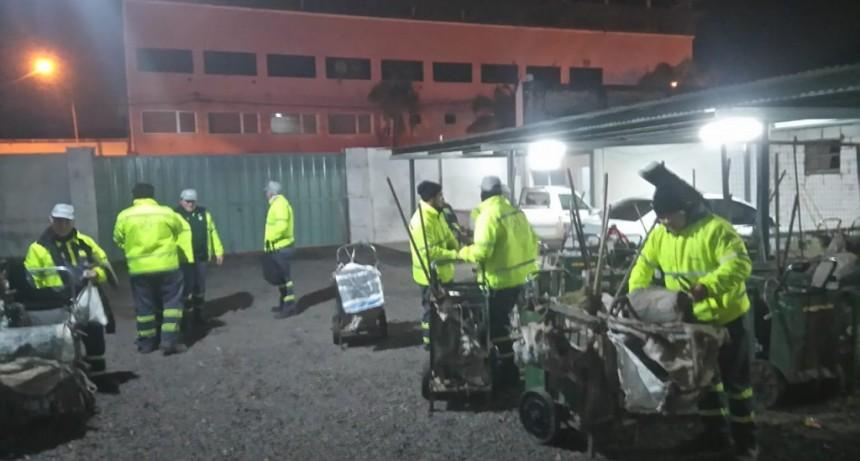Asamblea de camioneros, complica la recolección de residuos
