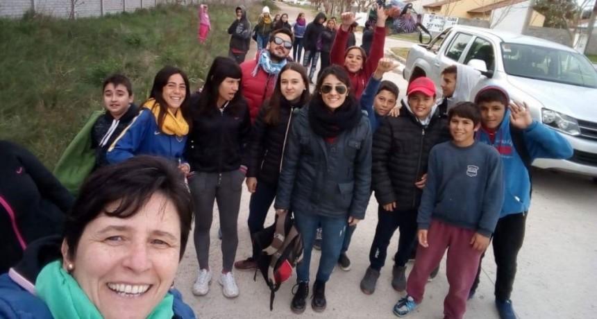 Proyecto: reciclando Sierra Chica