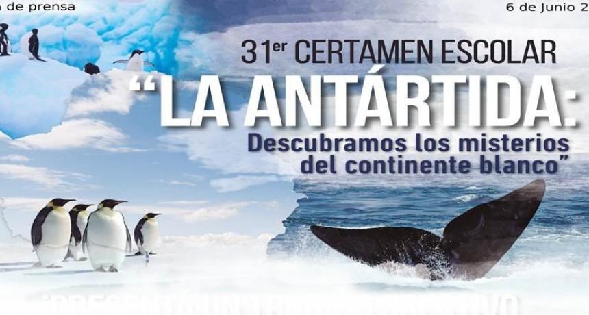 'La Antártida: Descubramos los misterios del continente blanco'