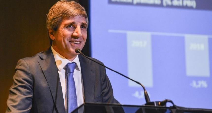 Nicolás Caputo nuevo director del Banco Central