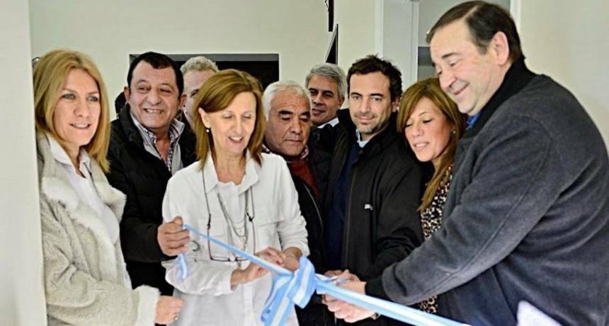 La diputada Lordén participó de la  reinauguración de un Centro de Salud en Benito Juárez