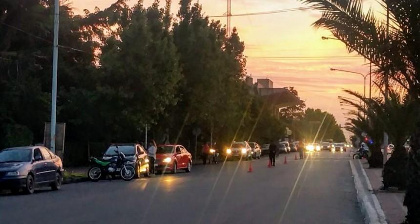 Más de 150 actas de tránsito en lo que va del mes