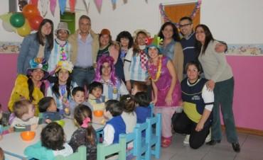 Celebración del Día de los Jardines Maternales Municipales