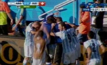 Vibrante: Argentina a cuartos final