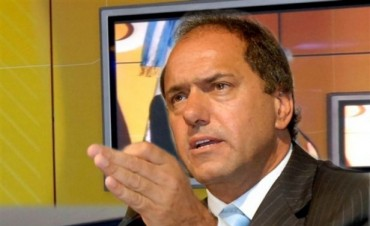 Scioli justificó decisión de crear la Policía Municipal