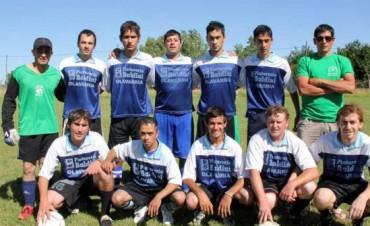 El Fútbol libre amateur programado íntegramente el domingo