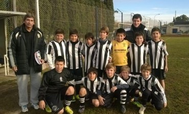 Torneo de fútbol juvenil en Estudiantes