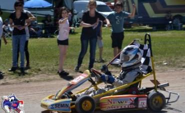 Nueva suspensión para el karting
