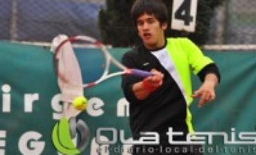 Tenis. Blando y Barzola campeones