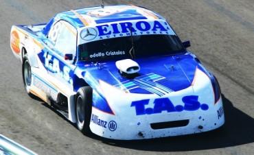 Turismo 4000 Argentino: cumplió De Vega