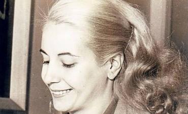 Olavarría: Recuerdan a Evita con tres actos